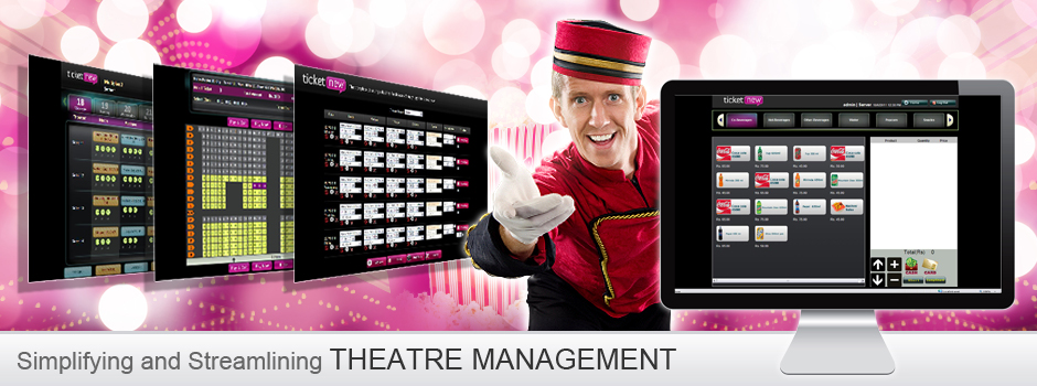 Box Office Software Online Cinema Theatre Point Of Sale